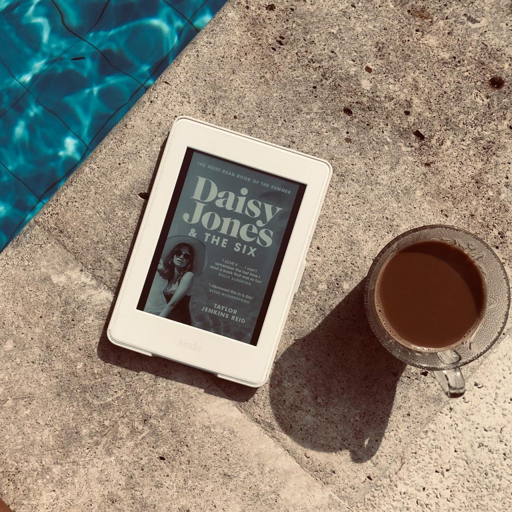 Daisy Jones and The Six Book Review Shot