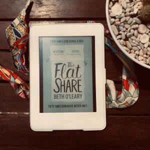 The Flat Share Book Shot